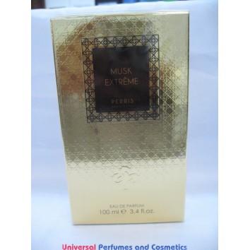 PERRIS MONTE CARLO  MUSK EXTREME EAU DE PARFUM 100ML SPRAY ONLY FOR $99.99