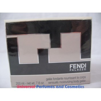FENDI PALAZZO SENSUALLY MOISTURIZING BODY GELEE 200ML NEW SEALED BOX $69.99 ONLY @ UPAC