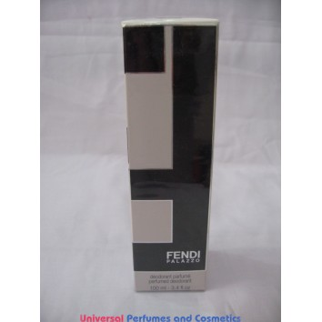 FENDI PALAZZO PERFUMED DEODORANT 100ML  NEW SEALED BOX $39.99 ONLY @ UPAC