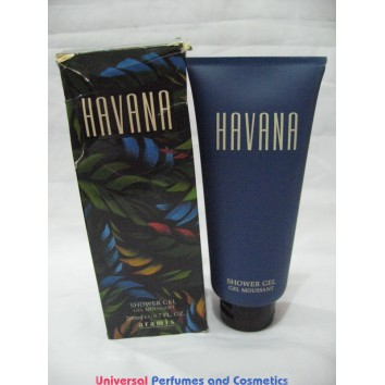 HAVANA BY ARAMIS SHOWER GEL/ GEL MOUSSANT 200ML  $29.99 ONLY @UPAC