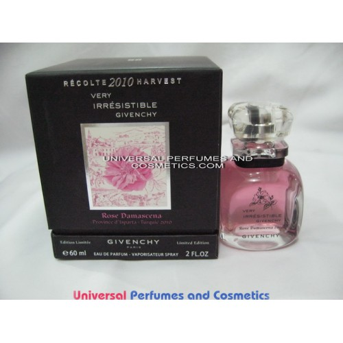 Givenchy Harvest 2010 Very Irresistible Rose Damascena Givenchy For