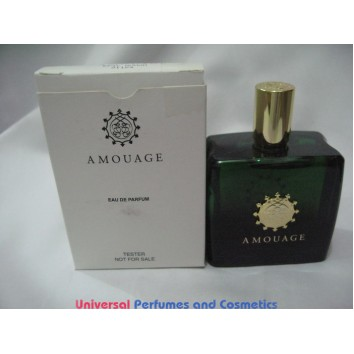AMOUAGE EPIC Woman Eau de Parfum by Amouage 100ML NEW IN TESTER  BOX