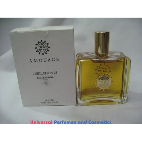 Amouage Jubilation 25 Woman Eau De Parfum By Amouage 100ml New In