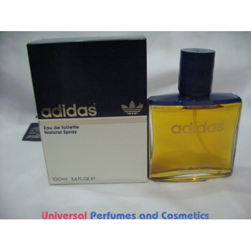 recognized brands autumn shoes 50% off ADIDAS COLOGNE VINTAGE FORMULA 100 ML SPRAY RARE VERY HARD ...