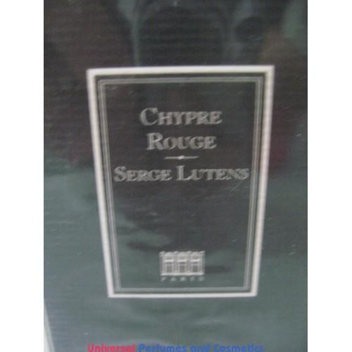 Serge Lutens Chypre Rouge : Fragrance Review « Bois de Jasmin