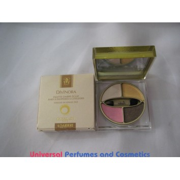 DIVINORA RADIANT COLOUR PALETTE 4 SHADE EYESHADOW # 243  TOUCHE DE STRASS