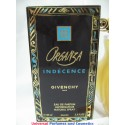 ORGANZA INDECENCE BY GIVENCHY 3.4 OZ/100 ML EDP SPRAY IN BOX - RARE HARD TO FIND