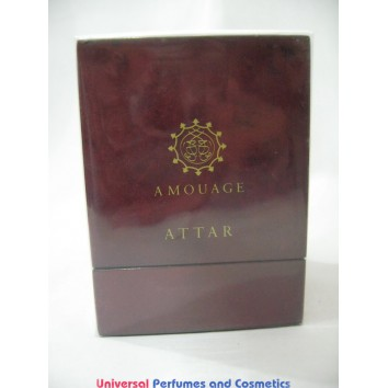 AMOUAGE AL MAS ATTAR PURE OIL PERFUM BY AMOAUGE 12 ML SEALED BOX NEW VERSION