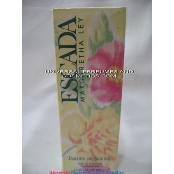 Jardin de Soleil BY Escada for women 50ML NEW IN BOX