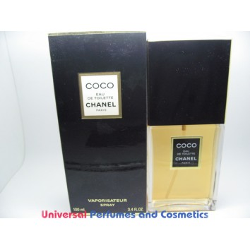 Chanel Coco EDT for Woman by Chanel, 100mL Spray  vintage formula $159.99