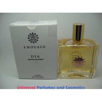 AMOUAGE DIA Woman Eau de Parfum by Amouage 100ML NEW IN TESTER BOX