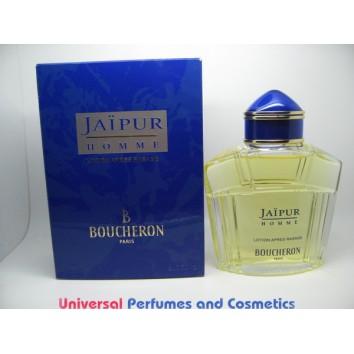 JAIPUR POUR HOMME BY BOUCHERON 3.3 OZ LOTION APRES RASAGE SPRAY FOR MEN NEW IN BOX