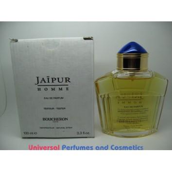 JAIPUR POUR HOMME BY BOUCHERON 3.3 OZ  E.D.P SPRAY FOR MEN NEW IN TESTER BOX