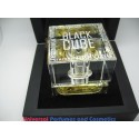 Black Cube by  Ramon Molvizar 50 ml eau de parfum new in factory box
