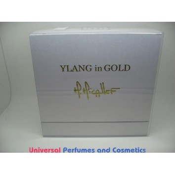 YLANG IN GOLD BY M.Micallef 100ML E.D.P ONLY $199.99 ONLY @UPAC NEW 2012