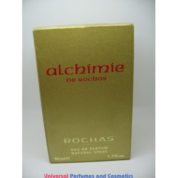 ALCHIMIE DE ROCHAS BY ROCHAS 100ML E.D.P RARE HARD TO FIND $ 199.99 ONLY @UPAC