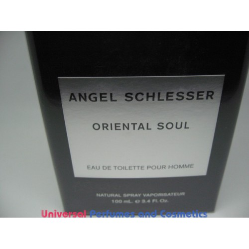 angel schlesser oriental soul pour homme 100ml only upac. Black Bedroom Furniture Sets. Home Design Ideas