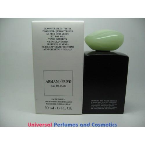 Armani Prive Eau De Jade Eau De Parfum 50ml Tester In Factry Box 15999