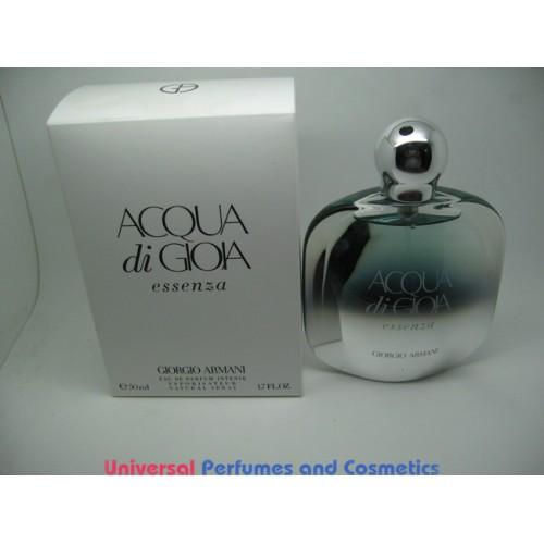 Acqua Di Gioia Essenza Women Giorgio Armani 17 Oz Eau De Parfum Edp