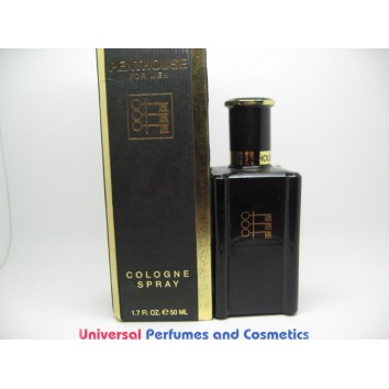 PENTHOUSE FOR MEN BY Revlon Perfumers Art  1.7 oz / 50ML COLOGNE SPRAY NIB RARE ONLY $99.99