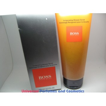 Boss In Motion by Hugo Boss Shower Scrub for men lot of 2 x150ML only $35.99 total of 300ML