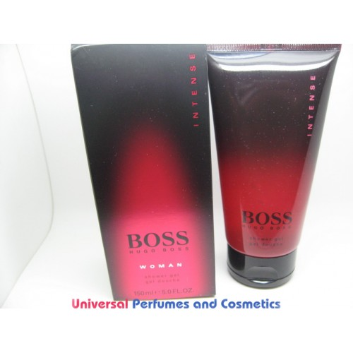 hugo boss hugo intense shower gel for women lot of 2x. Black Bedroom Furniture Sets. Home Design Ideas