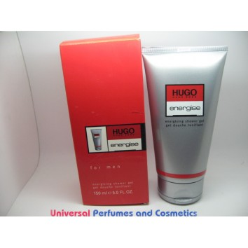 Hugo Boss Hugo Energise Shower Gel for men lot of 2 X150ML only $29.99 LOT OF TWO TOTAL OF 300 ML