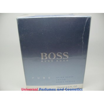 Hugo Boss Hugo Pure After Shave lotion for men 75ML New In Box