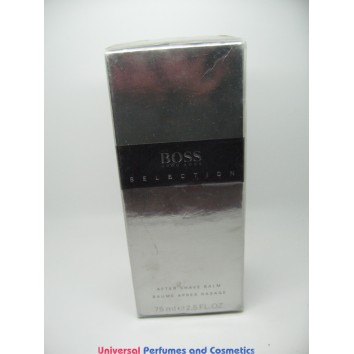 Hugo Boss Hugo Selection After Shave Balm for men lot of 2 X75ML only $29.99 LOT OF TWO TOTAL OF 150 ML