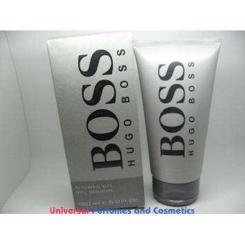 BOSS by Hugo Boss Shower Gel 150ML for Men  total of 2 X 150 = 300ML Only $29.99
