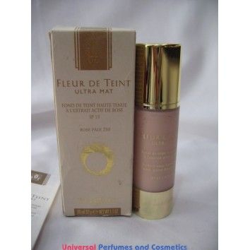 Guerlain Fleur De Teint Ultra Mat Perfect Wear Foundation with Active Rose Extract SPF 15  210 ROSE PALE  FOR ONLY  $19.99 @ UPAC