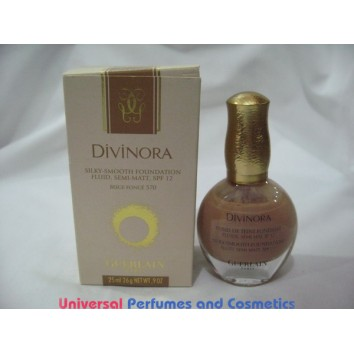 Divinora Silky Smooth Foundation SPF 12 - # 570 BEIGE FONCE  by Guerlain is only $39.99 at UPAC
