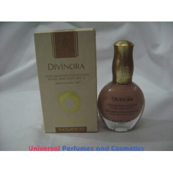 Divinora Silky Smooth Foundation SPF 12 - # 540 BEIGE NATUREL  by Guerlain is only $45.99 at UPAC