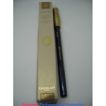 GUERLAIN DIVINORA EYE PENCIL BLEU NUIT 1.2 G LOT OF 2 ONLY $23.99