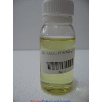 BVLGARI POUR FEMME GENERIC OIL PERFUM 50 GRAMS ( ABOUT 46- 49 ML) ONLY $39.99