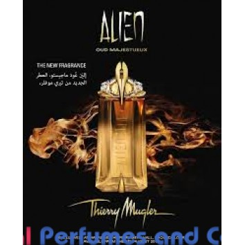 Alien Oud Majestueux Thierry Mugler Generic Oil Perfume 50 Grams 50 ML (001434)