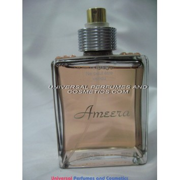 AMEERA for HER BY  M. Micallef for WOMEN 75ML E.D.P TESTER