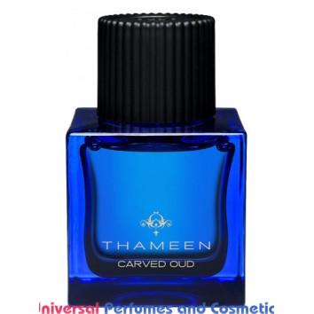 Carved Oud Thameen Unisex Niche Perfume Oils (151700) Premium Luzi