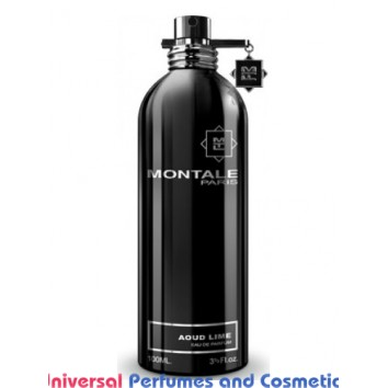 Aoud Lime Montale Unisex Concentrated Premium Perfume Oil (15653) Luzi