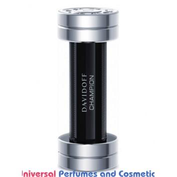 Champion Davidoff for Men Concentrated Premium Perfume Oil (15729) Luzi