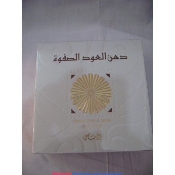 DHAN AL OUDH AL SAFWA  دهن العود الصفوة  BY RASASI 40ML NEW IN SEAED BOX