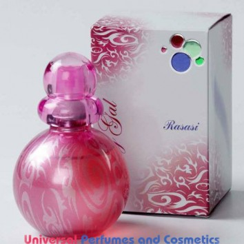 Bubbly Gal 50 ml Eau De Parfum By Rasasi Perfumes
