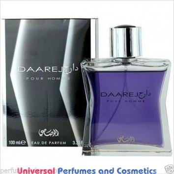 Dareej Pour Homme by Rasasi perfumes 100ml Eau de parfum
