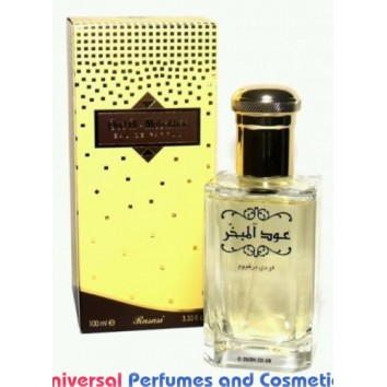 EDP OUDH AL MUBAKHAR 100ml 3.3oz by Rasasi UAE Unisex Exotic Oriental Fragrance