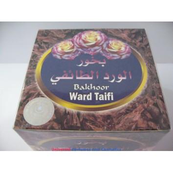 Bakhoor Ward Taiifi بخور الورد الطائفي By Surrati 40 Grams Bakhoor
