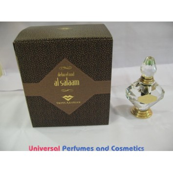 Al Salaam Dehn el Oood by Swiss Arabian Perfumes  Concentrated Perfume Oil (3 ml) (Alcohol Free)