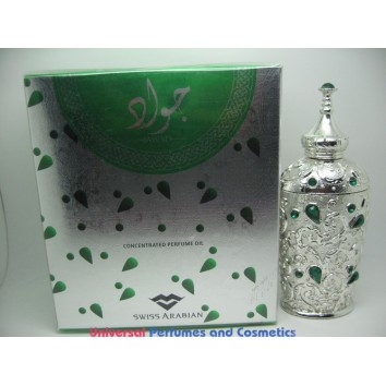 JAWAD  جواد  by Swiss Arabia 15ML Concentrated Perfume Oil New In factory Box Only $29.99