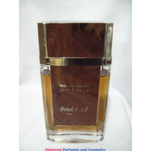 0783e84b3 Just Oud Boulevard Edition 90 ml EDP By Lattafa Perfumes