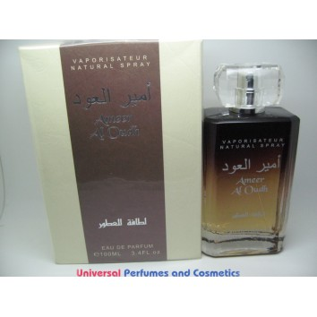 Ameer Al Oudh By Lattafa Perfumes (Woody, Sweet Oud, Bakhoor) Oriental Perfume100 ML  SEALED BOX