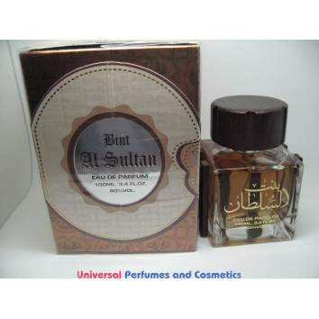 Bin Al Sultan بنت السلطان  By Lattafa Perfumes (Woody, Sweet Oud, Bakhoor) Oriental Perfume100 ML SEALED BOX ONLY $29.99